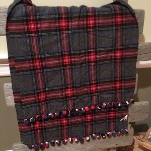Jcrew wool shawl NWT great holiday gift 🎁